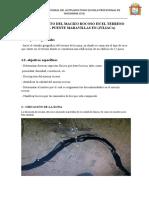 RECONOCIMIENTO DEL MACIZO ROCOSO EN EL TERRENO DE LA ZONA DEL PUENTE MARAVILLAS EN.docx
