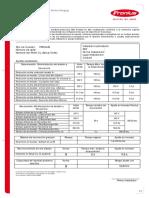 Formulario conformidad inversores Fronius 2016