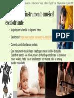 Waterphone- instrumento musical escalofriante
