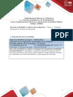 Guia de actividades y Rúbrica de evaluación  unidad 2-Tarea 2- Métodos de soporte a la toma de decisiones