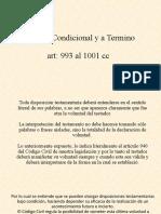 Herencia Condicional y a Termino CC.ppsx