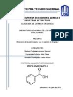 Practica Acido Benzoico