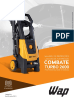 COMBATE TURBO Manual
