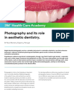 Potography and aesthetic dentistry Dr Monteiro