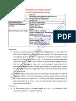 Sanitizer Project Proposal