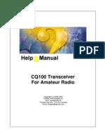Amateur Radio Transreceiver