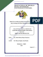 Abanto Duran, Roger Francisco