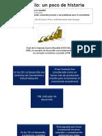 Desarrollo _ de lo económico a lo sostenible_ entorno macro y micro _ Sesión III