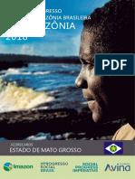 IPS Amazônia 2018 - Scorecard Mato Grosso