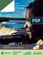 IPS Amazônia 2018 - Scorecard Tocantins
