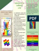 INCLUSIÓN DE LA COMUNIDAD LGTBI