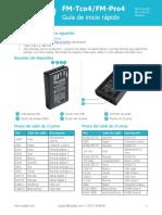ES Tco4 Pro4 Guía de inicio rápido