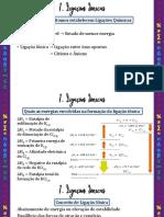 Aula 03 - 3ª Série - A07 Ligações Iônicas - Slides