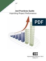 CII Publication IR166-3 Best Practices Guide