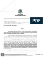 Decisão da Justiça Federal sobre o comércio do DF