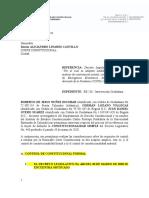 Intervención Decreto 440