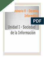 Unidad I_Sociedad de la información