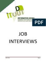 Job Interviews Yspace