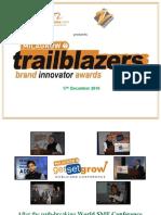 Trailblazers Awards 2010 Ceremony_Nandan