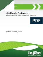 Multidisciplinar. Gestão de Pastagens. Planejamento e manejo da teoria à prática. Josmar Almeida Junior.pdf