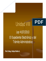 Unidad VIII_Expte. Electrónico