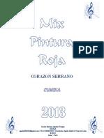 C. Serrano - Mix Pintura Roja