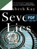 Seven Lies - Elizabeth Kay_1