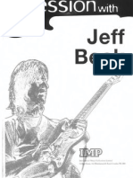 In Session With Jeff Beck