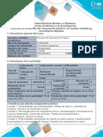 Guía Transitoria para el desarrollo del componente práctico - Laboratorio Microbiologia