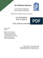 TAREA 3 ELECTROQUIMICA