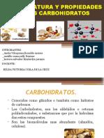 nomenclatura y propiedades de los carbohidratos