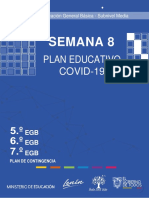 Ministerio de Educación Ecuador Semana 8