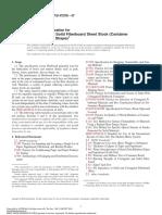 ASTM STANDARDS D4727