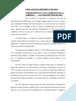 Tema 5- LA CRISIS DEL ANTIGUO RÉGIMEN 18-19