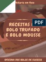 Receitas de bolo Trufado e Bolo Mousse (1)