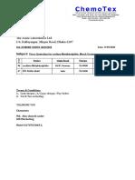 DEMAND ORDER NO G030 2020
