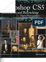 Photoshop CS5 Restoration and Retouching for Digital Photographers Only Preview