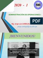 FUNCIÓN DE OPERACIONES.