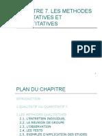 Chapitre 7 (Muc 1)