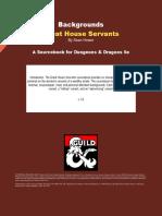 D&D5e - Great House Servants (v1.0).pdf