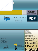 Fiches Fiscales 2012