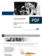 SAP TAO - Solution Overview