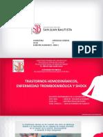 5ta PRACTICA-TRASTORNOS HEMODINÁMICOS-PAT.GENERAL