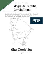 Genealogia Da Família Correia Lima - Olavo Correia Lima