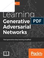 Learning Generative Adversarial Networks updtaed for scribd