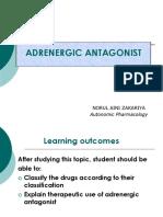 ADRENERGIC ANTAGONIST (2013)