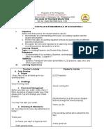 Malaluan_EDUC 204. Lesson Plan