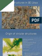 Circular Structures in SE Libya