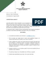 """Actividad Semana 3 - Atenciã""""n y Servicio Al Cliente"""