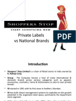 Shopper's Stop – Private Labels(2)